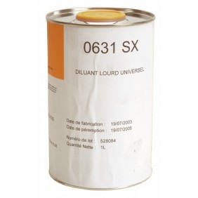 Diluant de nettoyage lourd industriel 0631 SX CELLIOSE