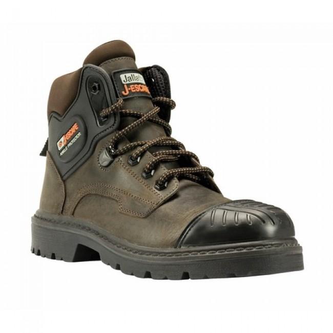 Chaussures de sécurité hautes Jalirok S3 SRC CI HRO JALLATTE