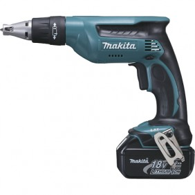 Visseuse à placo 18 V - 380 watts - DFS451RFJ MAKITA