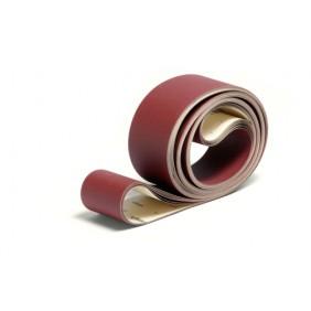 Bande abrasive papier - longue - grains oxyde d'aluminium - KP222 VSM
