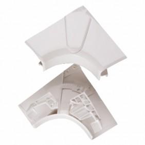 Angle intérieur - 80°/100° - pour goulotte Mosaic LEGRAND