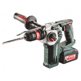 Marteau perforateur burineur 18 V -2 batterie - KHA 18 LTX BL 24 Quick METABO