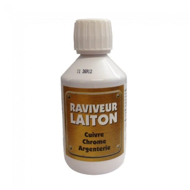 Raviveur laiton - pour surfaces métalliques / ternies ou oxydées - ASSISTANCE CHIMIQUE