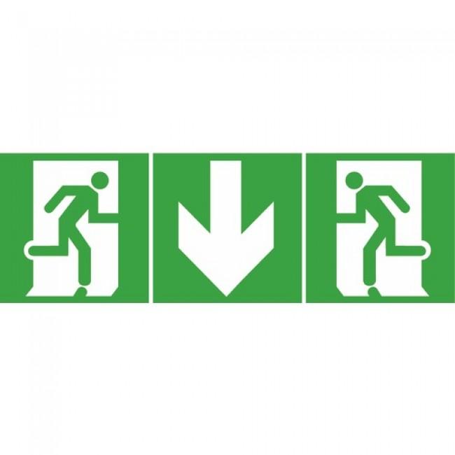 Étiquettes d'évacuation pour BAES LEGRAND