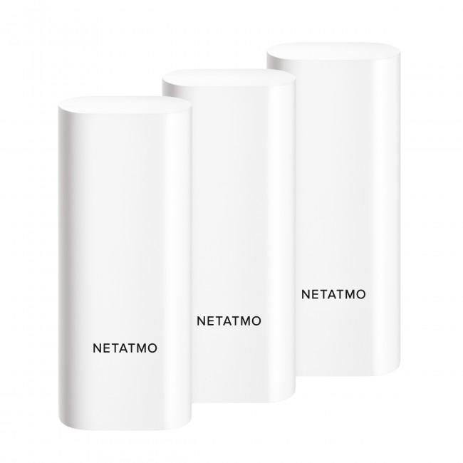 Kit détecteurs d'ouverture intelligents pour portes et fenêtres Netatmo LEGRAND