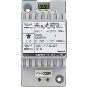 Alimentation 230 V pour interphone DB1SD