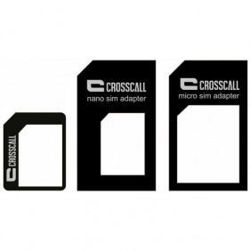 Adaptateurs de carte SIM - pour téléphone et smartphone CROSSCALL