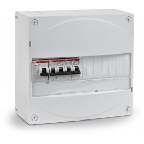 Coffret de distribution - évolutif - pré-câblé - IP30 ABB