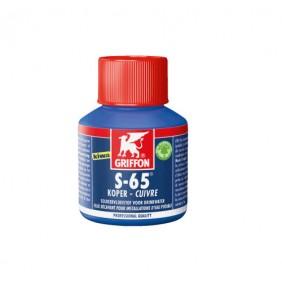 Flux décapant - S-65 Cuivre - 80 ml GRIFFON