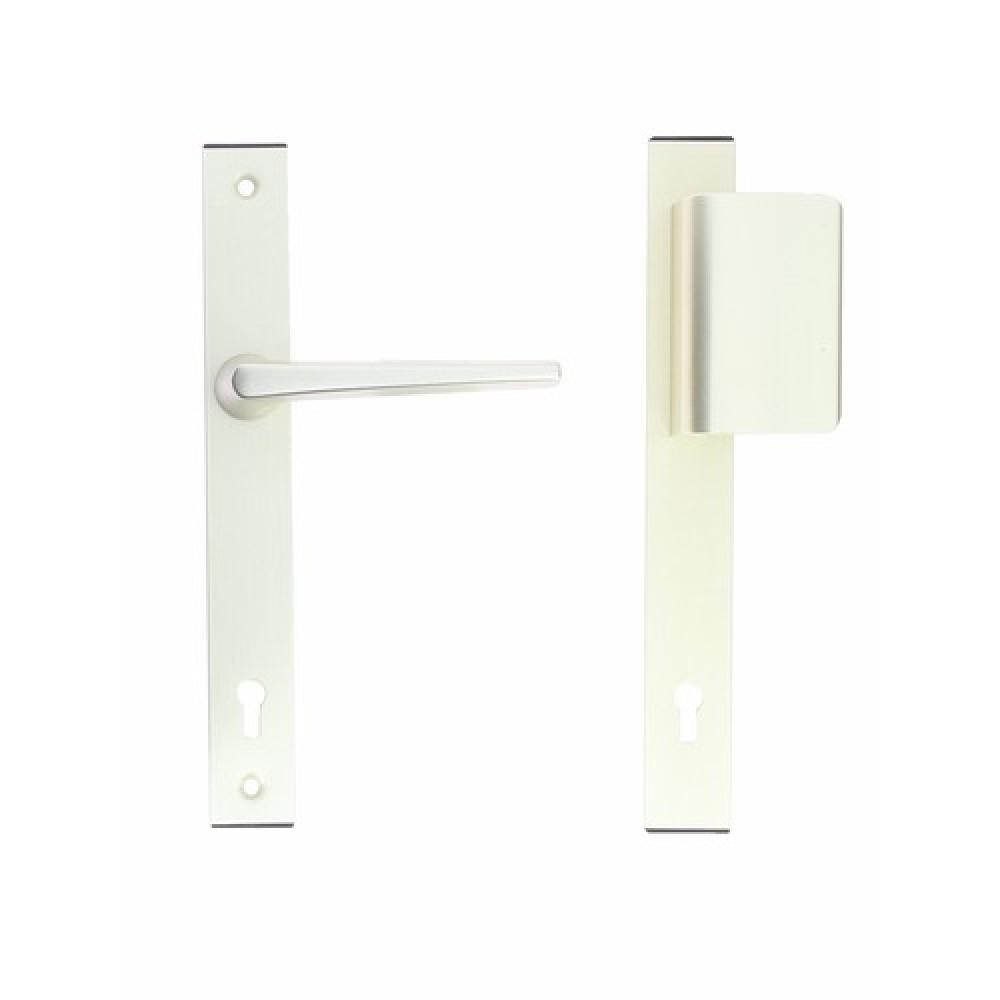 Poignée De Porte Sans Souci Type HLM Multiplex FICHET