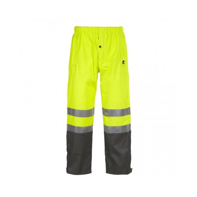 Pantalon de pluie haute visibilité - Jaune fluo - Griffis NORTH WAYS