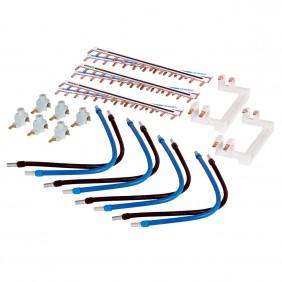 Kit de câblage 3 rangées - 22 pièces DEBFLEX