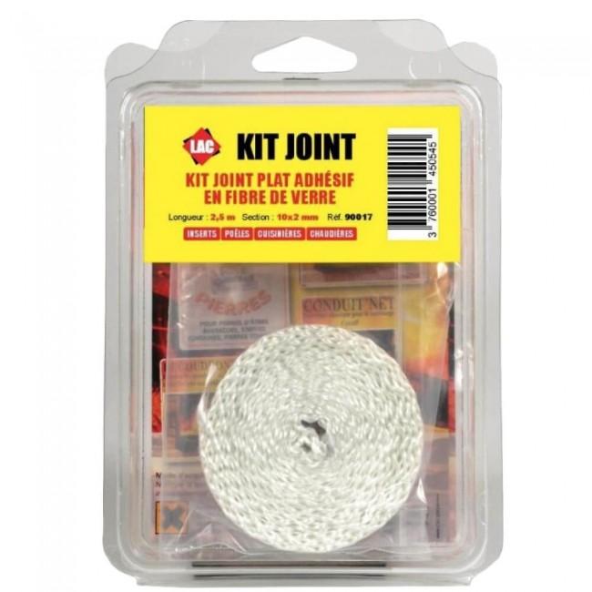 Kit joint - Adhésif plat - en fibre de verre ASSISTANCE CHIMIQUE