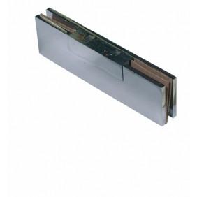 Penture haute pour pivot de sol TSA/TSP sur porte en verre SEVAX