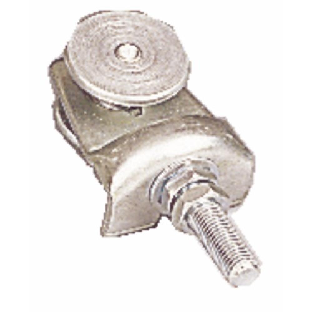Roulette à Boulon Simple Pour Porte Coulissante Charge Kg ROB - Roulettes pour portes coulissantes suspendues