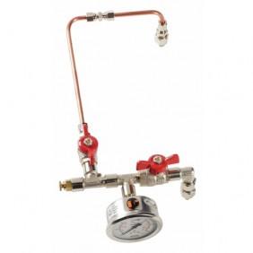 Kit de prise de pression - pour chauffage - SALMSON