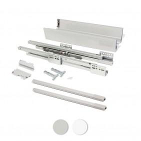 Kit tiroir casserolier Vantage-Q - hauteur 141 mm EMUCA
