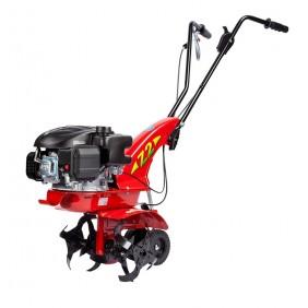 Motobineuse thermique 4 fraises - 40cm - moteur Loncin 125cc - Z2 EUROSYSTEMS