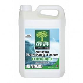 Produit de nettoyage neutralisateur d'odeurs (5L) ARBRE VERT