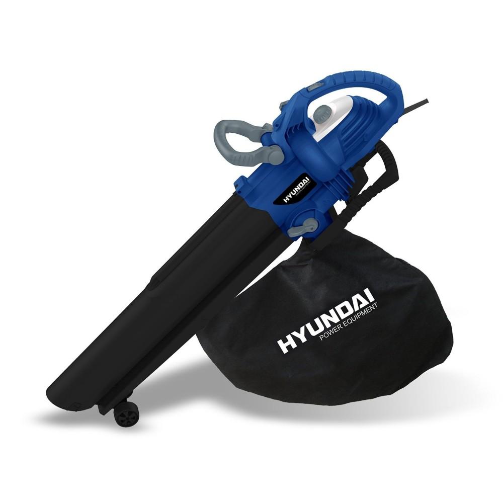 aspirateur souffleur broyeur lectrique sur roues 3000 watts has3000v 1 hyundai bricozor. Black Bedroom Furniture Sets. Home Design Ideas