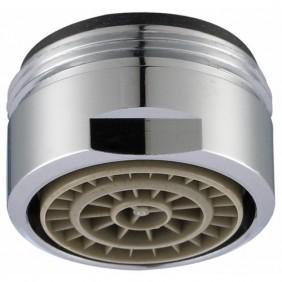 Mousseur avec bague chromée - 6 l/min - Jet laminaire - Pca Care NEOPERL