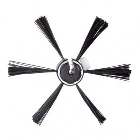 Étoile de centrage - diamètre 20 cm - 6 brosses Wöhler