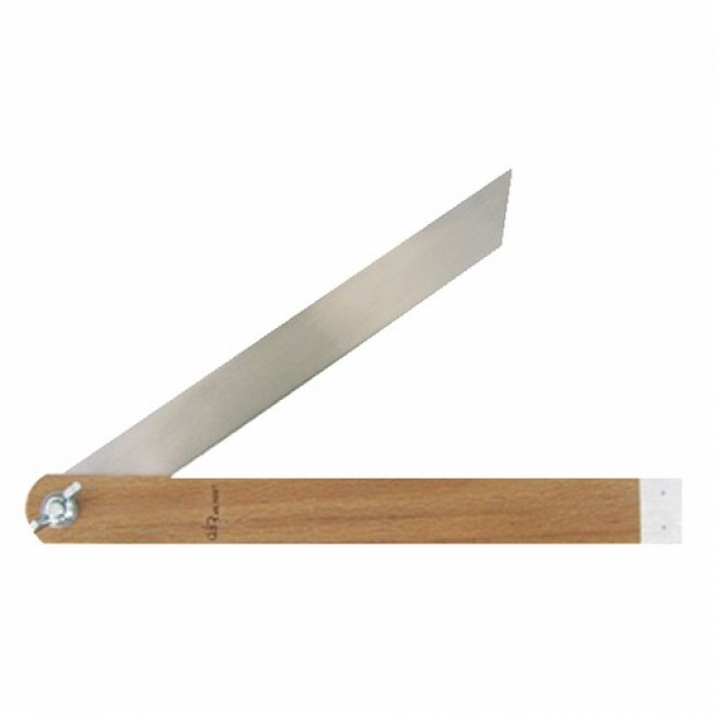 fausse querre pliante en bois 280 mm syst me de blocage wilmart bricozor. Black Bedroom Furniture Sets. Home Design Ideas