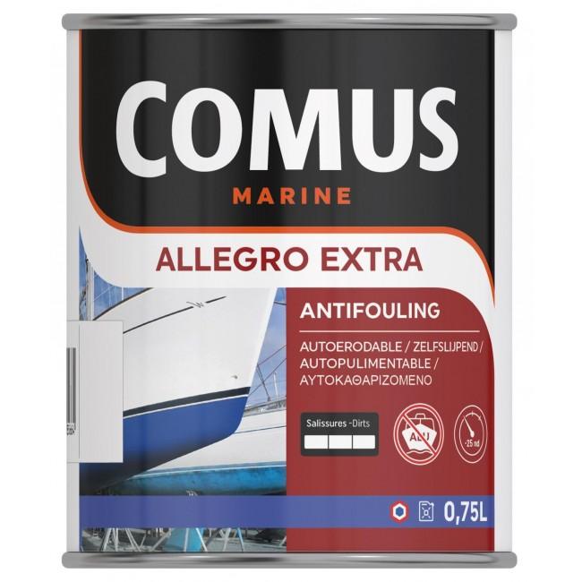Peinture antifouling haute performance - Allegro extra COMUS