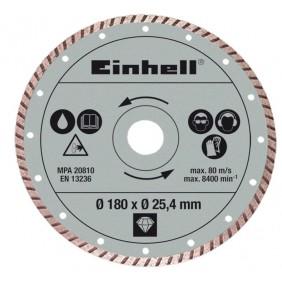 Disque diamanté 180 mm pour coupe carrelage BT-TC 600 EINHELL