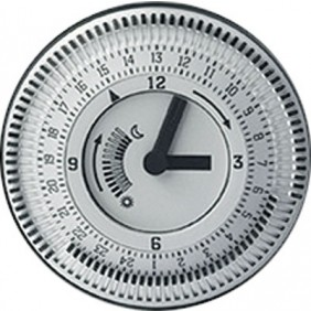 Horloge analogique hebdomadaire SIEMENS AUZ3.7 SIEMENS
