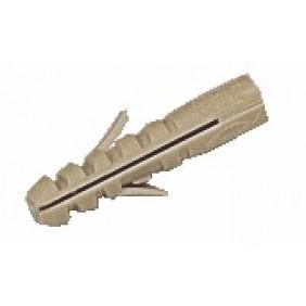 Chevilles filetées nylon - vis métaux - M-S FISCHER