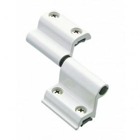 Paumelles universelles 2 lames Blitz pour menuiseries aluminium FAPIM BENELUX