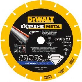 Disques diamant Métal Max - pour inox acier - 125 mm DEWALT