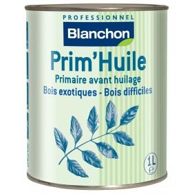 Primaire Prim'Huile - préparation des bois avant huilage BLANCHON
