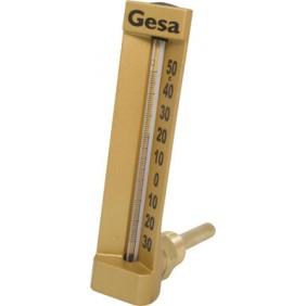 Thermomètre industrie équerre -30° à +50°C  58ECIM03 DISTRILABO