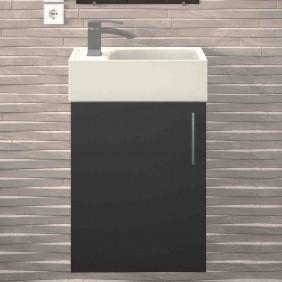 Meuble lave-mains 40 cm - Kimi - 4 finitions disponibles BAIN ROOM