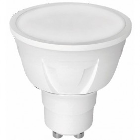 Spot LED - culot GU10 - 6 watts - 4000 k - SMD KODAK LED LIGHTING