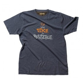 Tee-shirt - tissu jersey 100 % coton - 200 g/m² - Tip DIKE