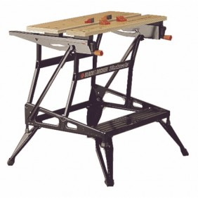 Établi Workmate WM 550 BLACK ET DECKER