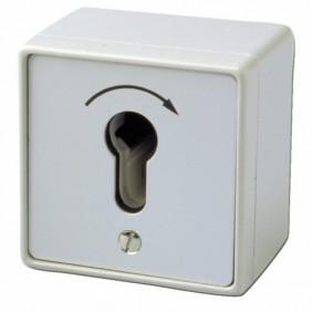 Contacteur à clé en applique pour ventouse électromagnétique CDVI