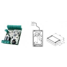 Unité de contrôle de lecteur - contrôle d'accès - réseau - CU50ENSVN SALTO