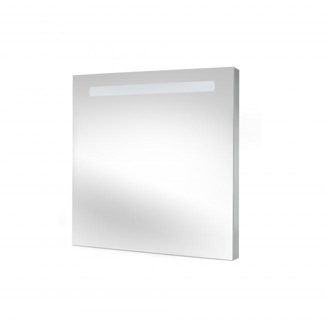 Miroir salle de bain avec éclairage frontal - 700x600 mm - Pegasus EMUCA