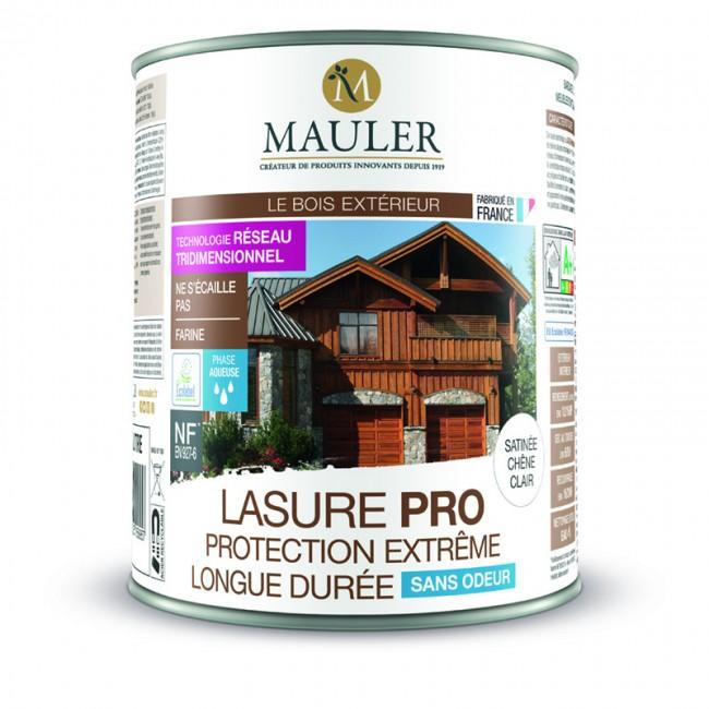 Lasure pro sans odeur - protection extrême Mauler