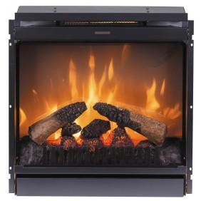 Insert décoratif - optiflame - chauffage électrique - 1200w - DFC2010 Noir -20' GLEN DIMPLEX