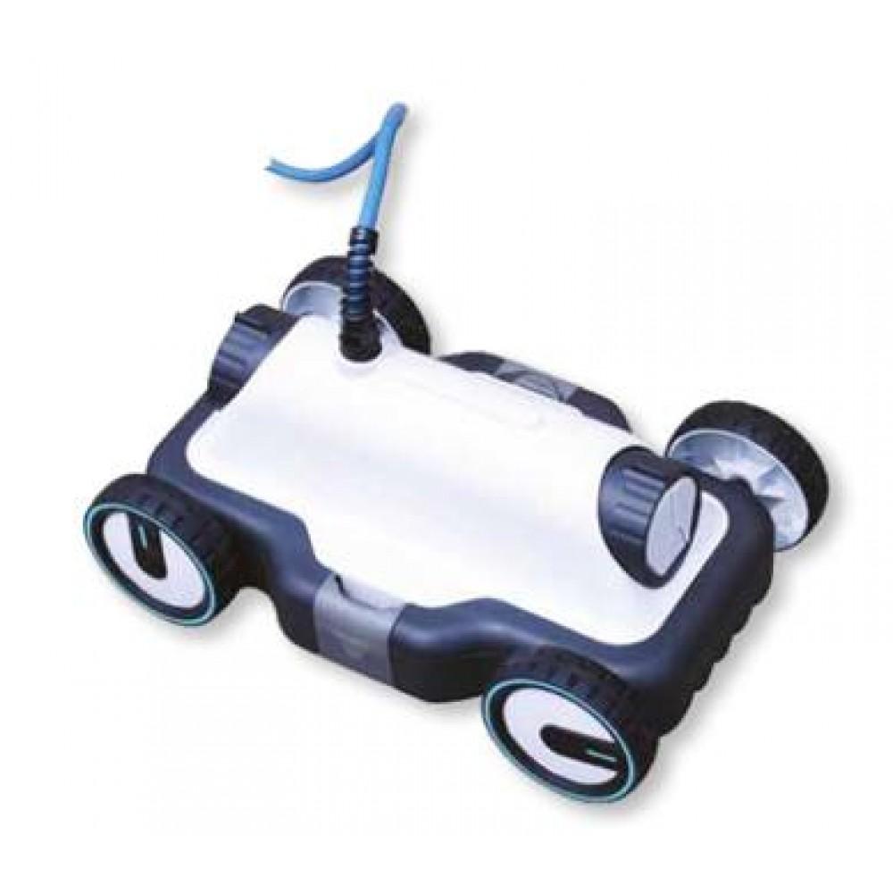 robot lectrique de nettoyage pour piscine fond plat. Black Bedroom Furniture Sets. Home Design Ideas