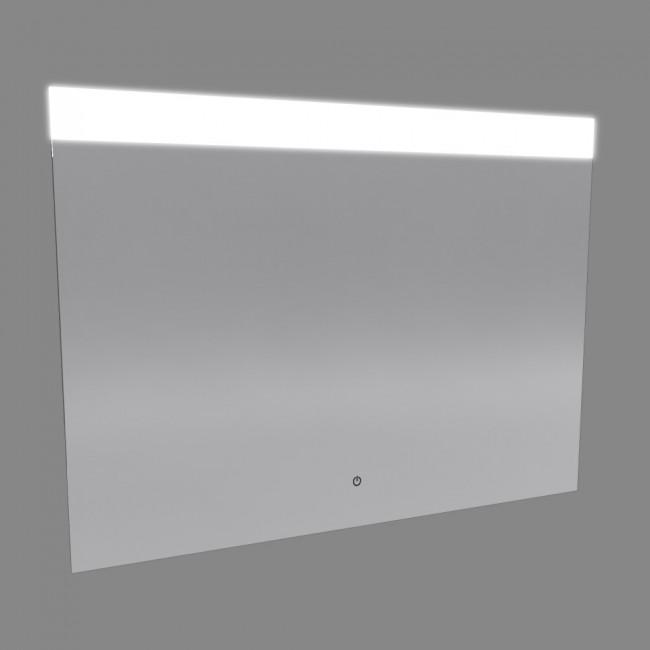 Miroir Silver Flame - 80x60x5cm AURLANE