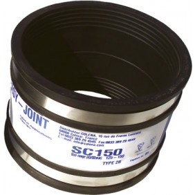 Raccord Easy joint sanitaire SC FLB