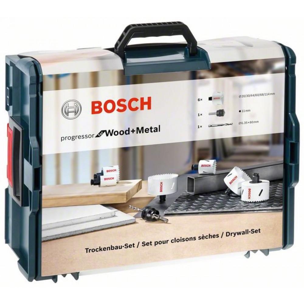 coffret 6 scies tr pans progressor mallette l boxx. Black Bedroom Furniture Sets. Home Design Ideas