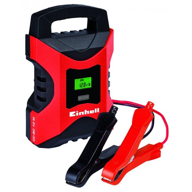 Chargeur de batterie CC-BC 10 M - Puissance 10 ampères EINHELL