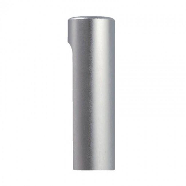 Demi cache-fiche - aluminium - pour fiches Exacta 495 - 16mm OTLAV